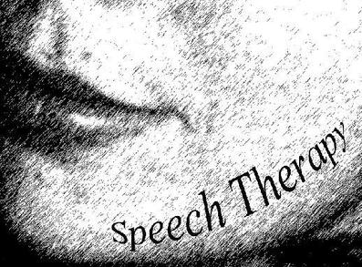 Speech Therapy: logo